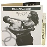 Alyssa Ashley Musk by Houbigant Vial sample .06 oz Women