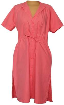 Henrik Vibskov Orange Cotton Dresses