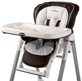 Peg Perego High Chair Booster Cushion - White