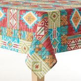 Celebrate Local Life Together Southwest Patch Tablecloth