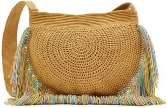 Soraya Hennessy Fringes shoulder bag