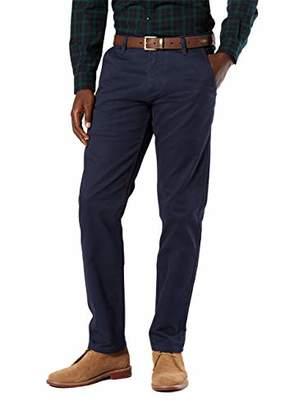 Dockers BIC ALPHA ORIGINAL SLIM TAPERED - STRETCH TWILL Trouser,W30/L34