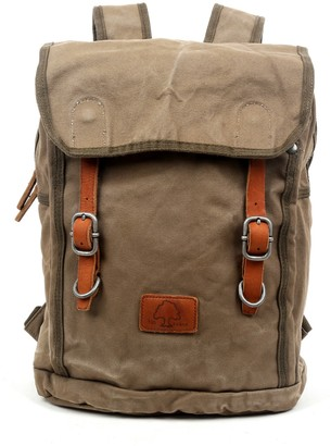 Tsd Forest Canvas Backpack