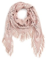 Madewell Women's Diamond-Shape Print Scarf