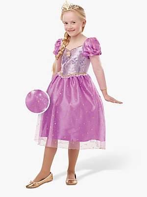 Rubie's Costume Co Disney Princess Rapunzel Children's Costume, 5-6 years