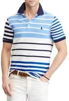 Polo Ralph Lauren Big & Tall Classic-Fit Stripe Pique Polo