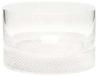 Richard Brendon - Diamond Ice Bucket - Clear