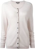 N.Peal cashmere button up cardigan - women - Cashmere - L