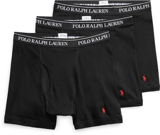 Ralph Lauren Wicking Boxer Brief 3-Pack