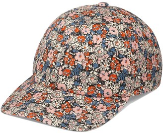 Gucci Liberty London baseball cap