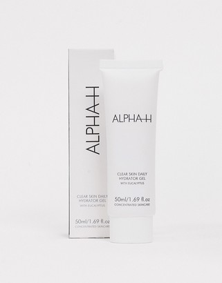 Alpha-h Clear Skin Daily Hydrator Gel with 2.5% Niacinamide 50ml