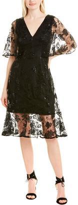 Dress the Population Roseanna A-Line Dress