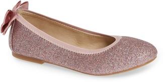 Sam Edelman Felicia Esmerelda Glitter Ballet Flat