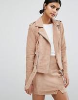 Y.A.S Gwen Suede Jacket