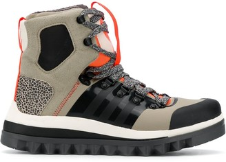 adidas by Stella McCartney Eulampis lace-up boots