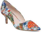 Louise et Cie Jaime Floral Dorsay Heels