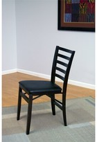 Cosco Home And Office Contoured Back Wood Padded Folding Chair Home and Office