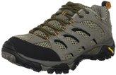 Merrell Men's Moab Ventilator Hiking Shoe - Walnut 9 2E US