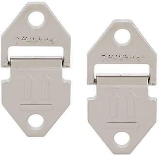 Off-White Hardware Earrings