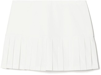 Tory Burch Pleated-Hem Tennis Skirt