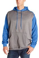 Russell Athletic Men's Big-Tall Color Blocked Hoodie