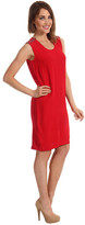 MICHAEL Michael Kors CRP CHN Shoulder Dress