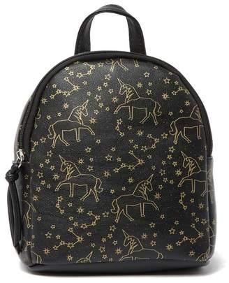 T-Shirt & Jeans Mikey Unicorn Star Mini Backpack