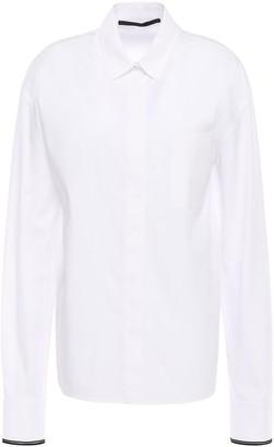 Haider Ackermann Cotton-poplin Shirt