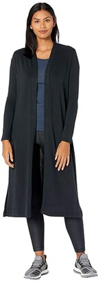 Lole Downtown Cardigan (Black) Women's Clothing