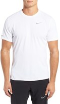 Nike Men's 'Contour' Mesh Dri-Fit Running T-Shirt