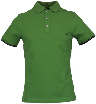 Fay Double Collar Polo