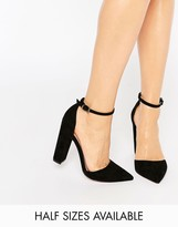 Asos PENALTY Pointed High Heels