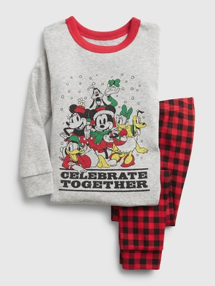 Disney babyGap | Mickey Mouse Celebrate Graphic PJ Set