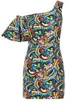 Saloni Greta One Shoulder Dress
