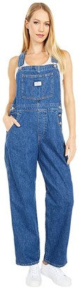 Levi's(r) Womens Vintage Overall (Kicked to the Curb) Women's Overalls One Piece