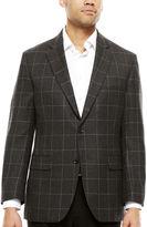 STAFFORD Stafford Merino Wool Sport Coat - Classic Fit