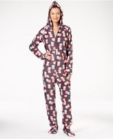 Jenni by Jennifer Moore Hooded and Footed Pajamas, Only at Macy's