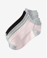 Express 3-PACK sparkle ankle socks