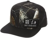 Metal Mulisha Men's Boxed Snapback-Curved Hat