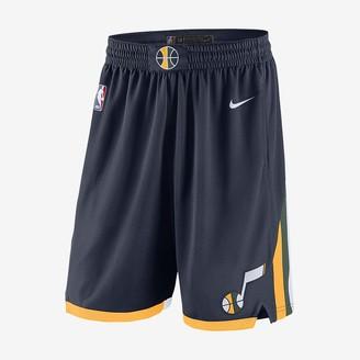 Nike Men's NBA Shorts Utah Jazz Icon Edition Swingman