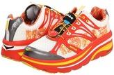 Hoka One One - Bondi S (Red/White/Yellow) - Footwear