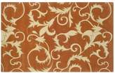 Linon Home Décor Linon Trio with a Twist Tapestry Rug - 1'10'' x 2'10''