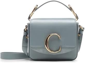 Chloé C Ring Top Handle Crossbody Bag