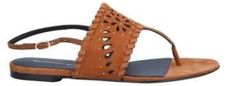 Ermanno Scervino Toe post sandal