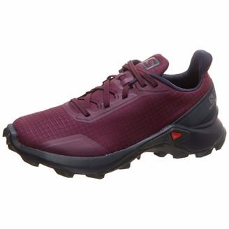 Salomon Women's Alphacross Trail Running Shoes Hiking