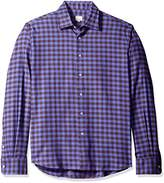 Mason Men's Long Sleeve Woven Check Shirt