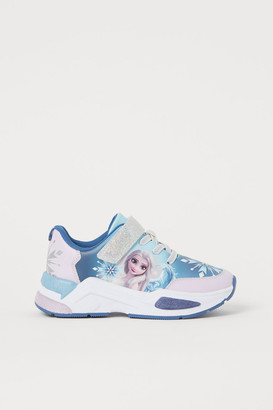 H&M Printed trainers