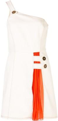 Alexis Alonsa one-shoulder dress