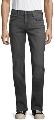 7 For All Mankind Slimmy Squiggle Super-Skinny Jeans