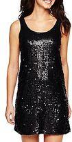 JCPenney Worthington® Sequin Tank Dress - Petite